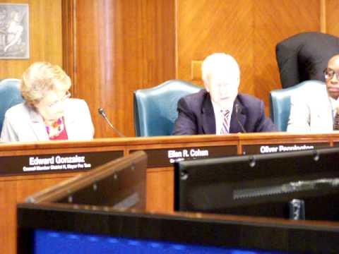 Houston City Council debates a cap on new TNC drivers