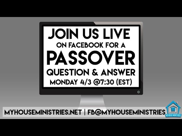 Passover Question & Answer
