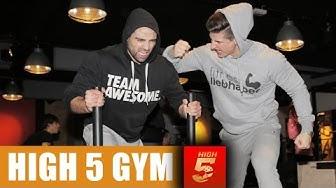 High5 Gym - Revolutionäres Fitnessstudio?