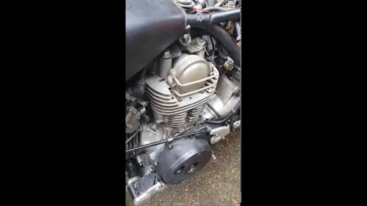 Yamaha Virago Wont Turn Over