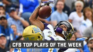 Top 10 College Football Plays of Week 6