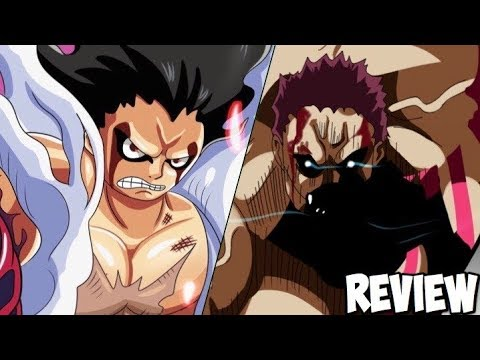 Luffy Snake Man Revealed! One Piece 895 ワンピース Manga Chapter Reaction & Review