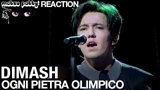 "Dimash - ""Ogni Pietro"" Olimpico 