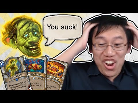 Hearthstone's latest one-turn-kill combo is so absurdly complicated that streamers keep messing it up