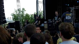 Mastodon - Quintessence (Live at Rock on The Range 2010)