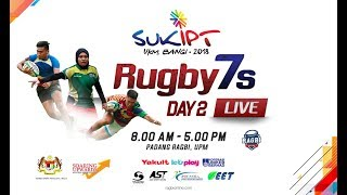 SUKIPT IV 2018 - RUGBY 7's DAY 2
