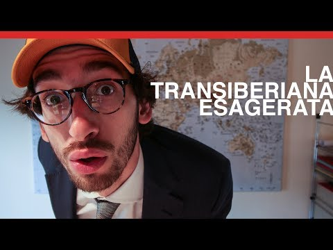 La Transiberiana Esagerata: da Helsinki a Manila