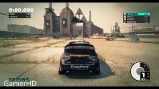 DiRT 3 Gameplay PC Max Settings Drift