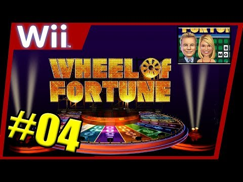 Wheel of Fortune (Wii Edition) Gameplay - Episode #4