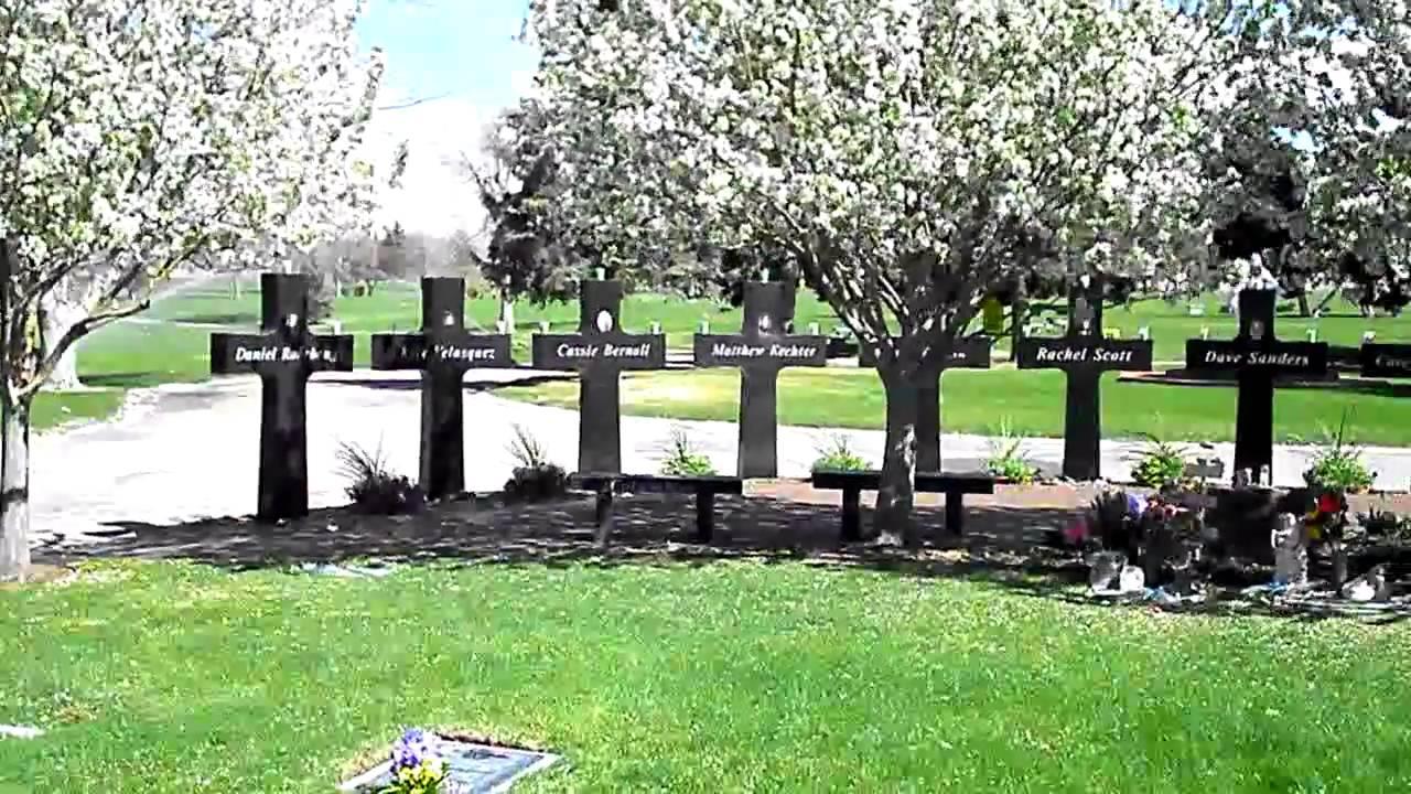 Columbine Memorial Garden Chapel Hill Cementery In