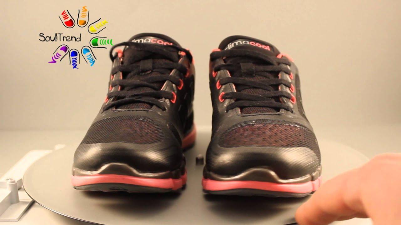 the best attitude b182d 26601 Кроссовки Adidas Climacool Revolution 2013 black/pink,краткий обзор от  магазина Soul Trend
