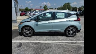 2019 Chevy Bolt EV -  Here is what has changed
