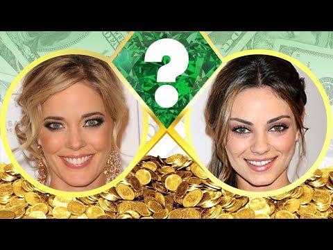 WHO'S RICHER? - Christina Moore or Mila Kunis? - Net Worth Revealed! (2017)