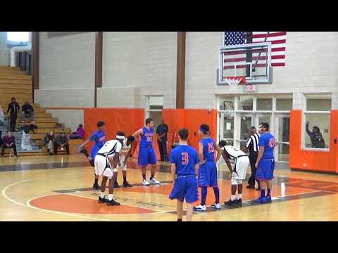 2nd-Qt. Eagle Academy-Nwk. N.J., Junior Varsity vs. Jonathan Dayton High School N.J. 2-3-2018