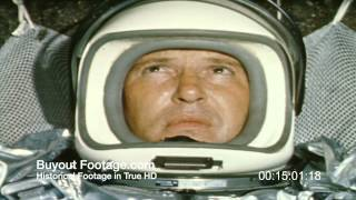 HD Stock Footage Project Mercury Mastery of Space