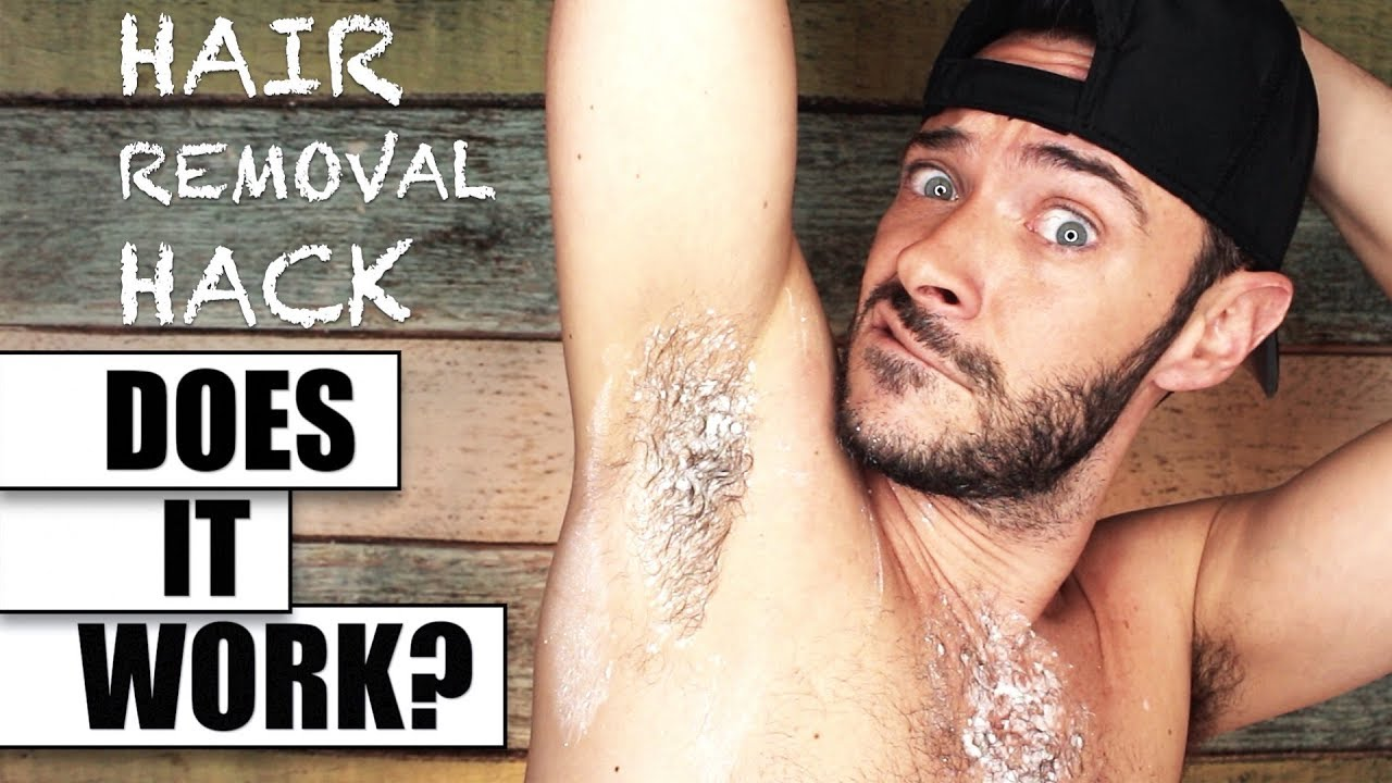 HAIR REMOVAL HACK USING BAKING SODA | Get Rid of Body Hair at Home | Does  It Really Work?