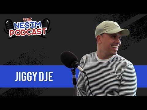 JIGGY DJE over FUNCTIE BIJ TOPNOTCH, GHOST WRITERS & EEN NIEUW ALBUM?? - THE NESIM PODCAST
