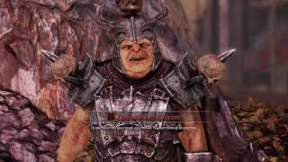 """Head Chopper loses his head in under 2 mins"" Middle-earth: Shadow of Mordor - GOTYE"