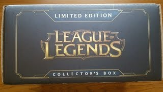 League of Legends Limited Edition Collector