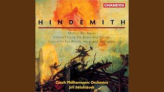 "Symphony, ""Mathis der Maler"": III. Versuchung des heiligen Antonius: Sehr langsam, frie im..."