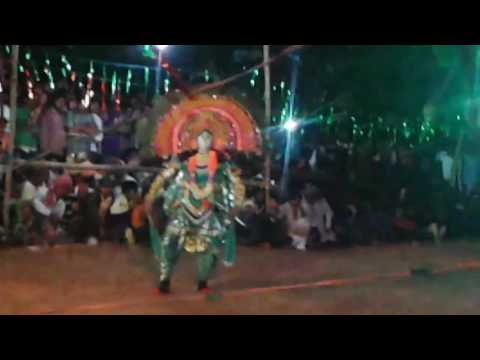 Chou dance of purulia Mr.ADALAT
