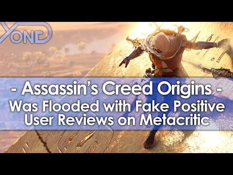 Assassin's Creed Origins was Flooded with Fake Positive User Reviews on Metacritic
