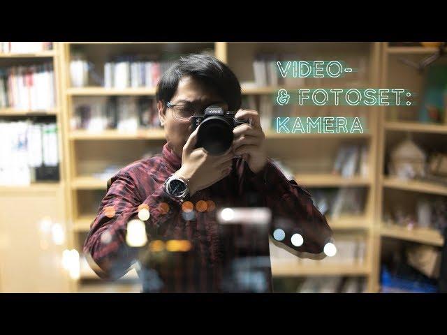 Video- & Fotoset: Kamera