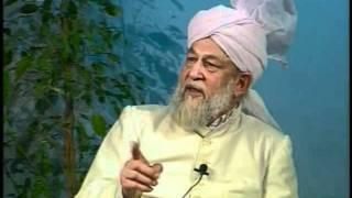 Liqa Ma'al Arab 23 July 1997 Question/Answer English/Arabic Islam Ahmadiyya