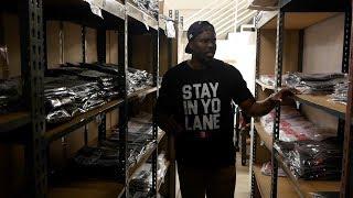 Exclusive: Inside Big Baller Brand Warehouse!