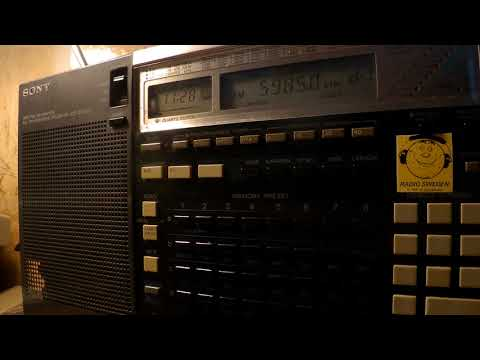 30 11 2017 Radio Japan NHK World in Russian to FERussia 1127 on 5985 Yamata