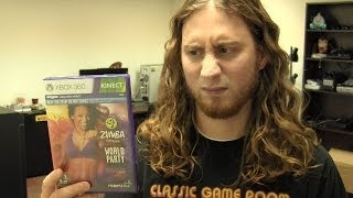 CGR Undertow - ZUMBA FITNESS: WORLD PARTY review for Xbox 360