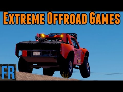 FailRace Vs The Community - Extreme OffRoading Playground Games