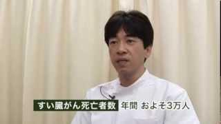 健康ぷらざ:すい臓がんについて(2013.10.20)