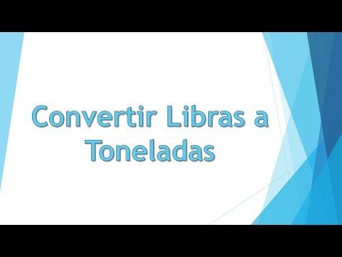 convertir-de-libras-a-toneladas-(lb-a-ton)