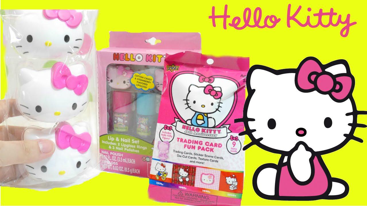 dd9997379975e  ألعاب هالو كيتي - ألعاب بنات - اكسسوارات بنات Hello kitty Toys - YouTube