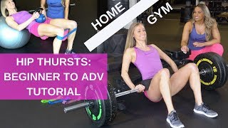 GROW YOUR BOOTY!! (learn the #1 exercise & it's not squats)