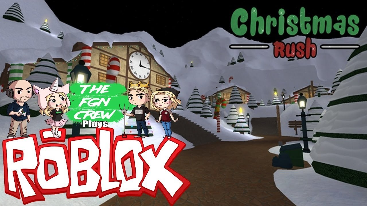 Details On The Fgn Crew Plays Roblox S Brix Cms The Fgn Crew Plays Roblox Christmas Rush Youtube