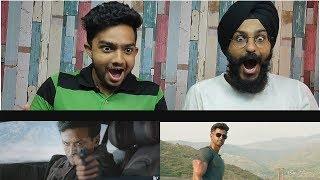War Teaser REACTION   BIGGEST CLASH!   Hrithik Roshan VS Tiger Shroff   Parbrahm Anurag