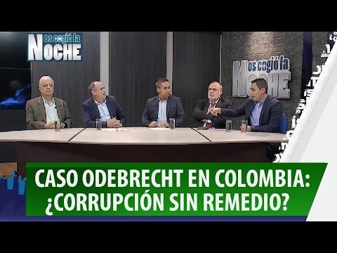 Corrupción en Colombia y el Caso Odebrecht