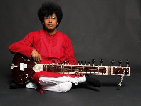 Sitar- Debojyoti Gupta. Raag Charukeshi. Tabla - Amit Chatterjee