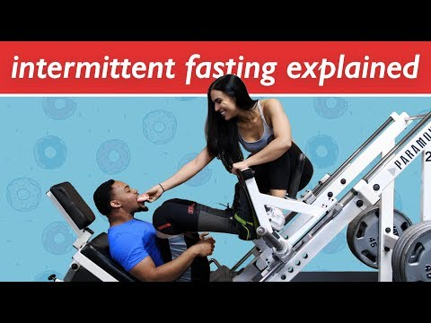 Science of Intermittent Fasting Explained | NEW RESEARCH