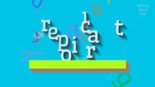 Download lagu How to sayreplicator MP3