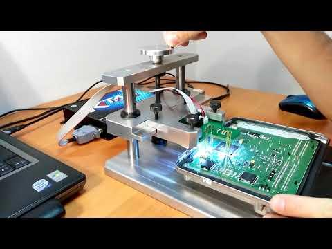 BOSCH EDC17C46 Adapter / Probe - Alientech Kess and K-Tag