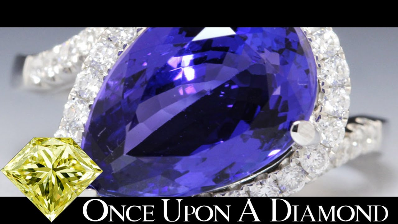 tanzanite davies jeffery gemstones gia