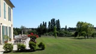 Hotel La Bastide d'Iris - Extérieur - Vallon Pont d'Arc - Vagnas.MOV