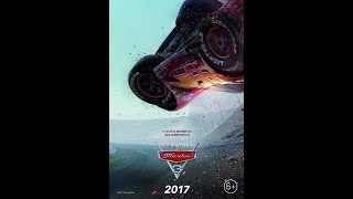 Молния Маккуин берет уроки у Выхлопа ... отрывок из мультфильма (Тачки 3/Cars 3)2017