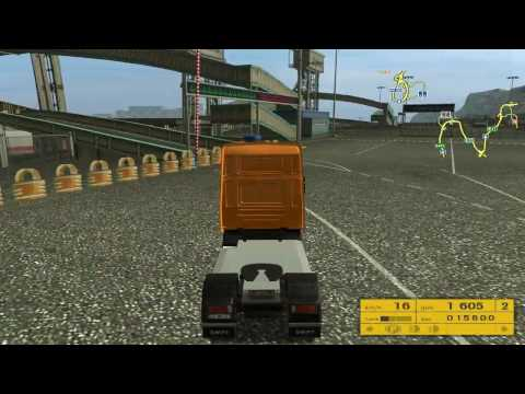 Euro Truck Simulator (ETS) *Ferry* glitches