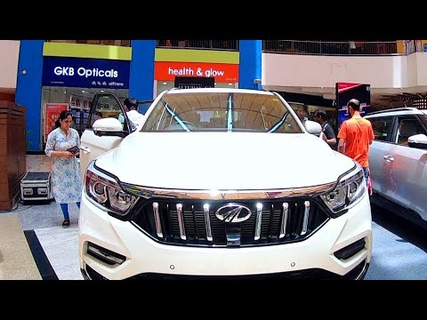 2019 Mahindra launches XUV 700 | Alturas G4
