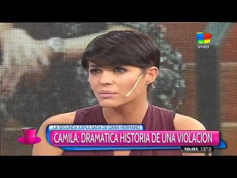 Camila, una historia de dolor y superación