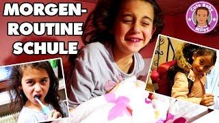 MILEYS MORGENROUTINE SCHULE | Das so sehr gewünschte Video | CuteBabyMiley
